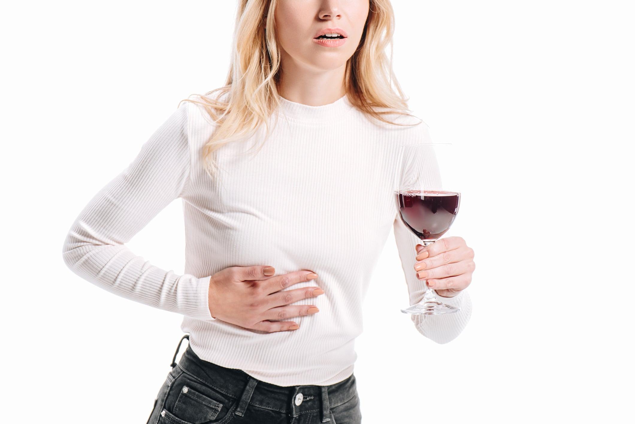 Wątroba a alkohol