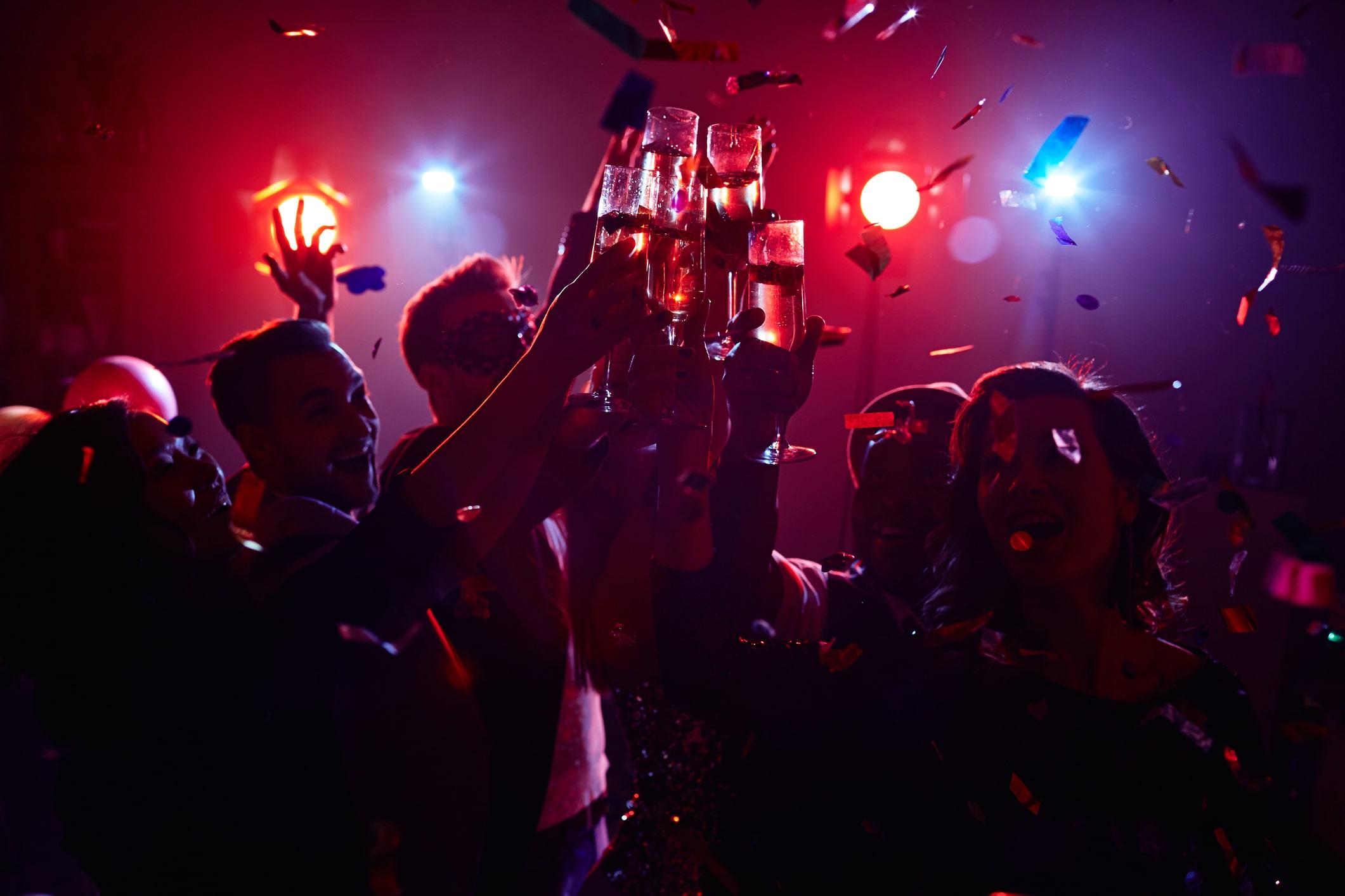 Imprezy a alkohol