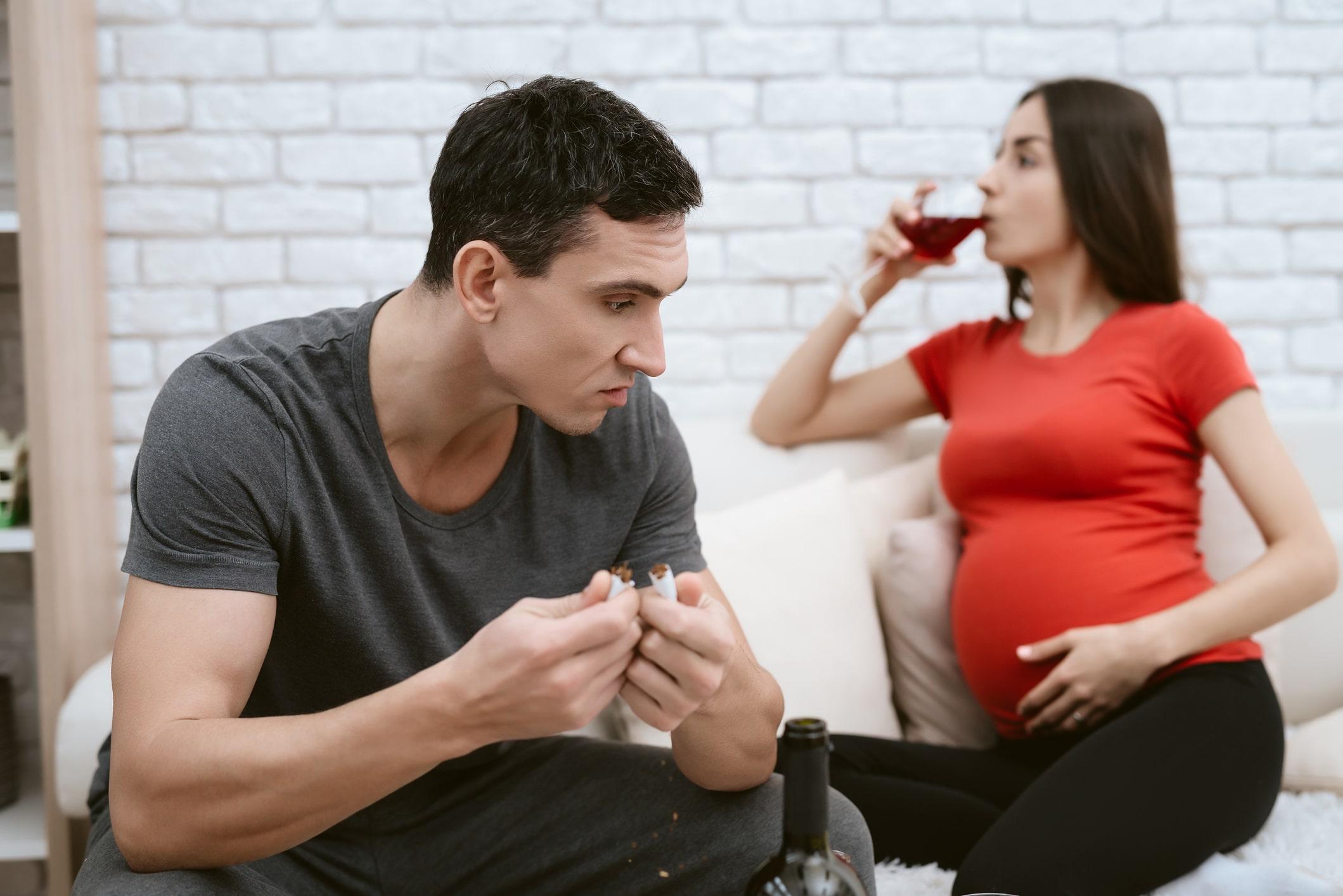 Ciąża a alkohol