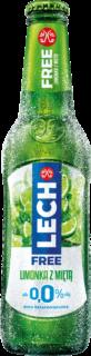 Lech Free Limonka z Mięta