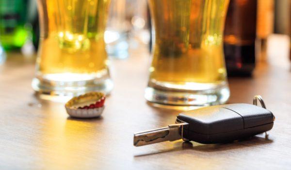 Alkohol i jazda samochodem